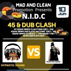 NIDC 10th June Riverton V Hypnotic  2021