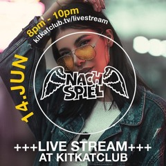 NachSpiel Livestream @ KitKat Club Berlin 14.06.2020 Mandy van Dorten