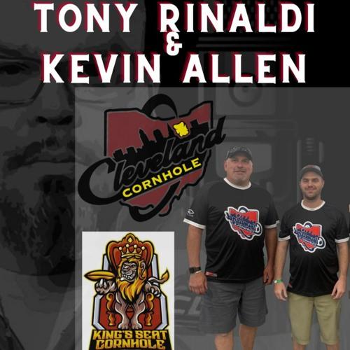 #3:2 Tony Rinaldi and Kevin Allen
