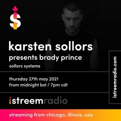 Karsten Sollors - Sollors Systems EP26 Featuring Brady Prince