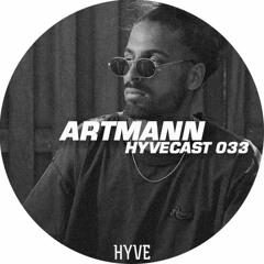 HYVECAST 033: Artmann (NL)