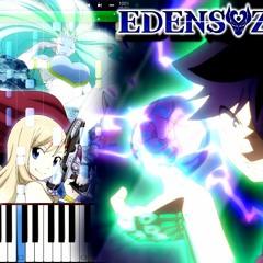 Edens Zero OP - Eden Through The Rough (Piano Version)