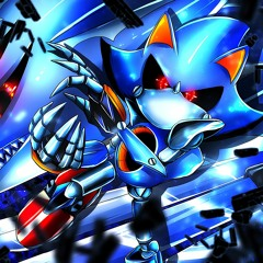 METAL SONIC REMIX - Sonic CD/Mania (Stardust Speedway Bad Future JP)
