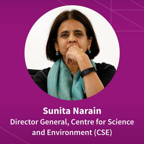 Sunita Narian on innovating to deploy carbon capture, use and storage at scale
