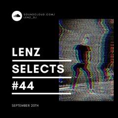 Lenz Selects. #44 Hard Techno