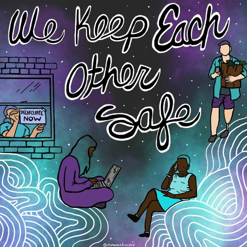 Cooperation Birmingham Podcast #1 - We keep each other safe