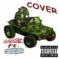 Cover mp3 clint eastwood - gorillaz | feat  smash mouth