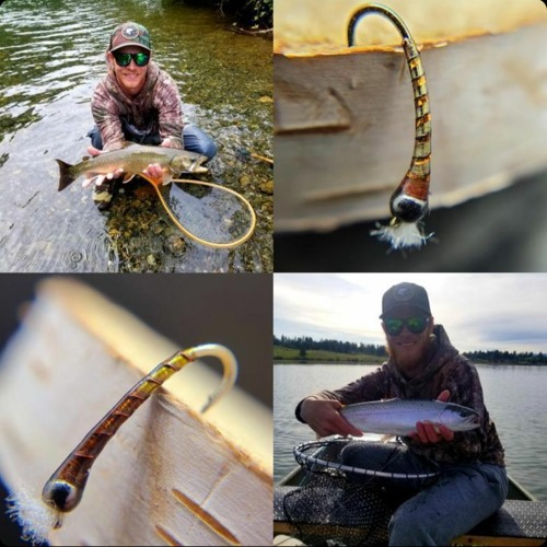152 Tyler Ekdahl,  Togens Fly Pro Team, Forged Fly Fishing