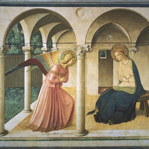 Evening Prayer/Vespers: Feast of the Annunciation