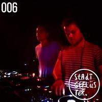 Stadtgeflüster Podcast 006 - Seeder (Peer23)