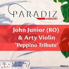 John Junior & Arty Violin - Peppino Tribute