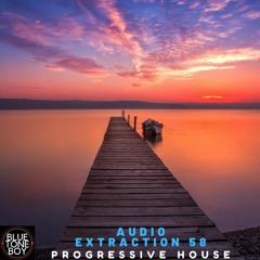 Audio Extraction 58 ~ #ProgressiveHouse #MelodicTechno