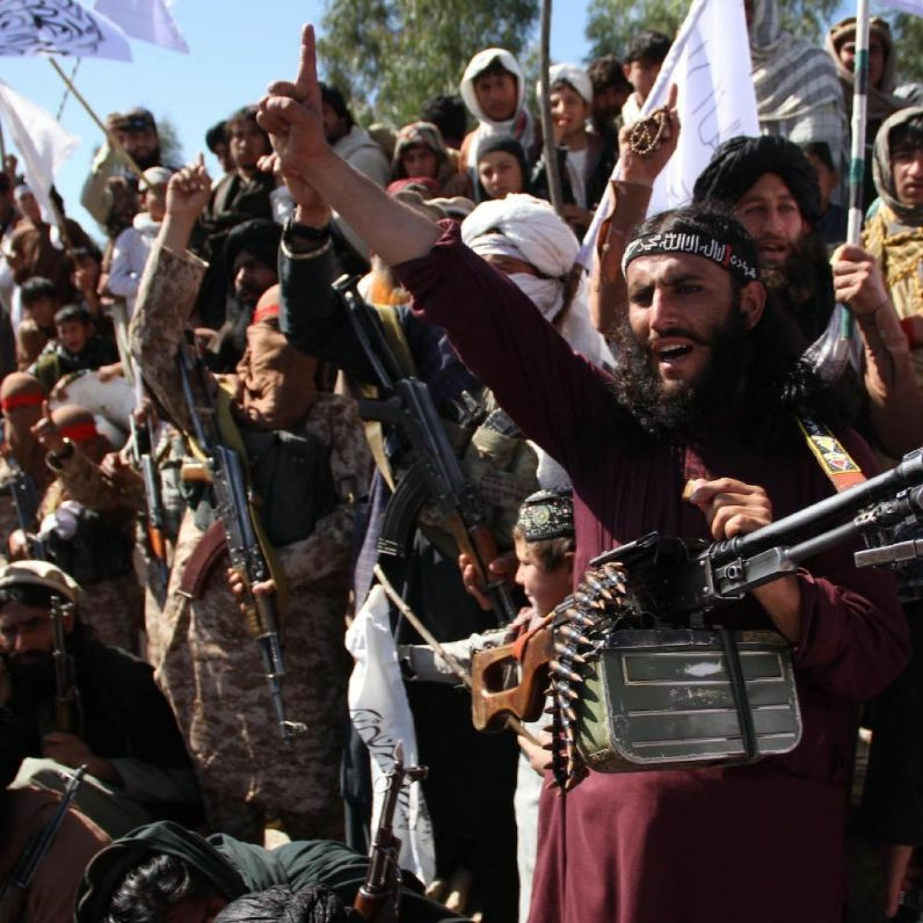 The Taliban on the verge of victory w/ Paul Rogers