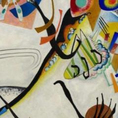 ...B.S. unfolded... [Kandinsky-Etüde 9] (saxophone quartet)