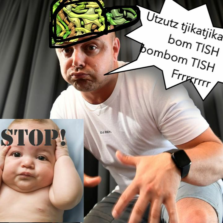 #45 - Småbarnspappor med beatboxkarriärer