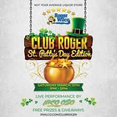 CLUB ROGER RADIO #38 - Lunch Break (2000s Hip Hop)