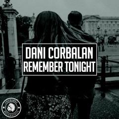 Dani Corbalan - Remember Tonight (Extended Mix)