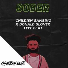 Sober(Prod.Christophbeats) Childish Gambino x Donald Glover Type Beat 168BPM