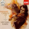 Paganini: 24 Caprices for Solo Violin, Op. 1: No. 6 in G minor - Lento