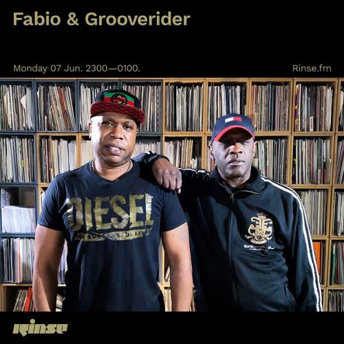 Download Fabio & Grooverider - Rinse FM (07-06-2021) mp3
