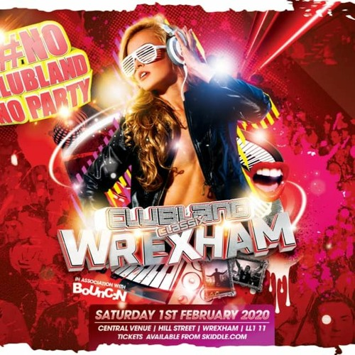 John Neal & MC Finchy - Live At Clubland Classix Wrexham - 01.02.2020 - FREE DOWNLOAD