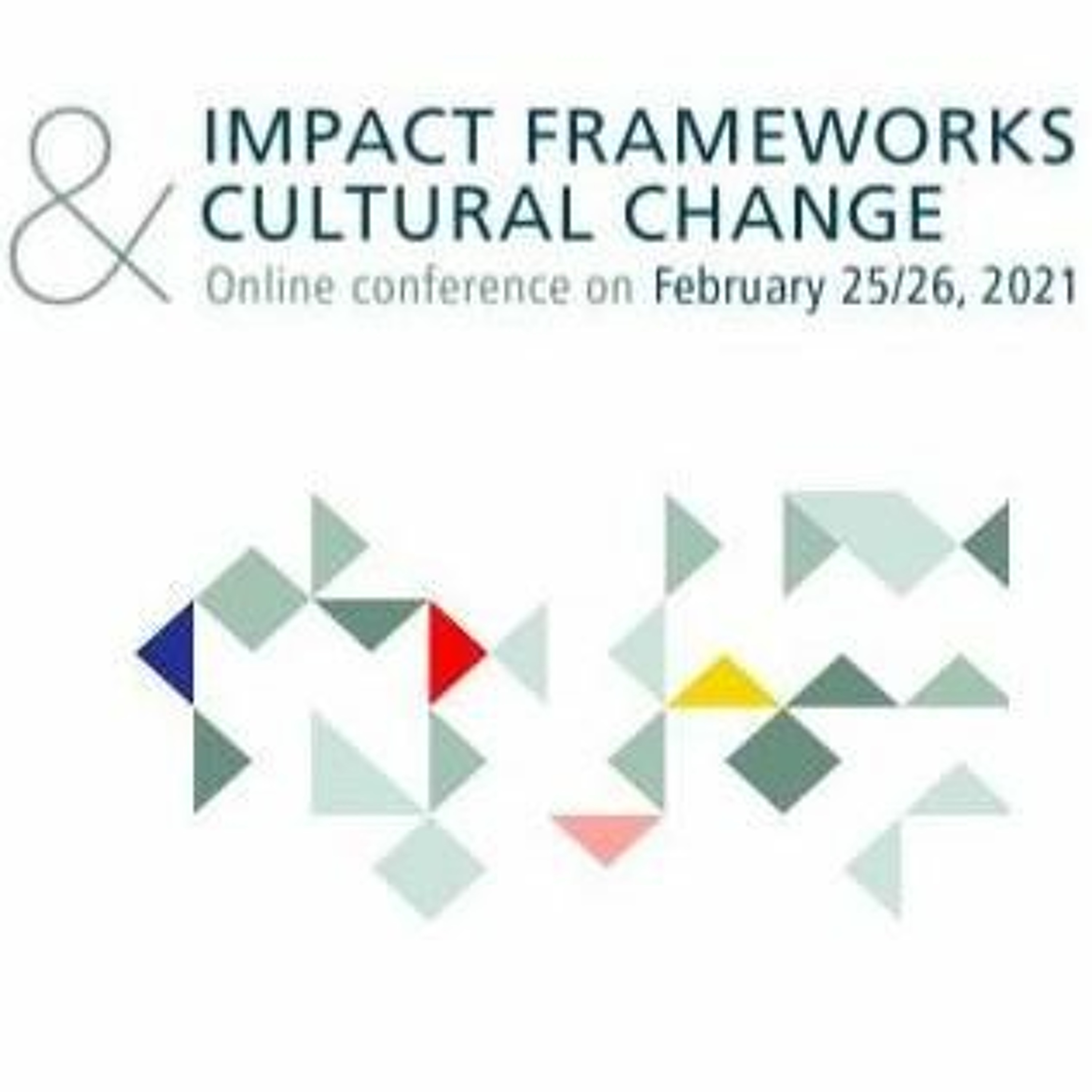 Final reflections from #ImpactFrameworks