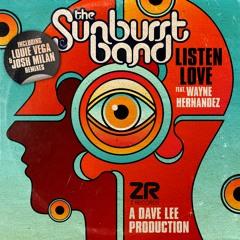 The Sunburst Band - Listen Love