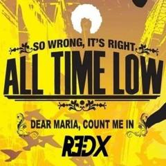 All Time Low - Dear Maria (R3dX PUNKGOESDNB REMIX) FREE DOWNLOAD