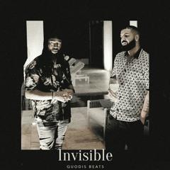 Invisible   Dark R&B Instrumental