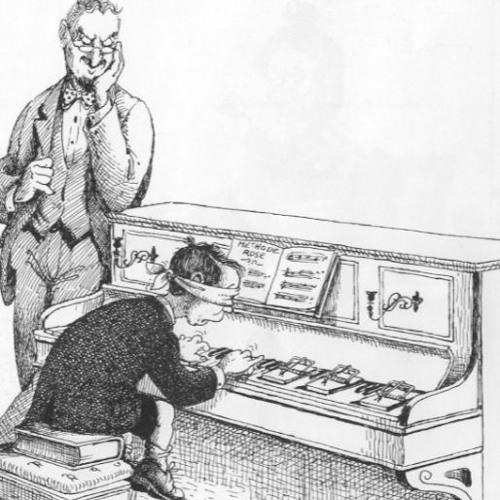 Marodera - First piano teacher