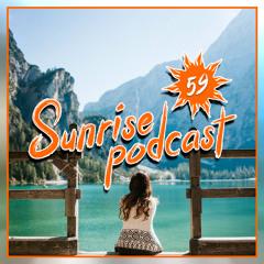Sunrise podcast pt.59 (Liquid funk, Drum&Bass - 2021)
