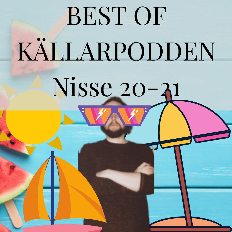 Best of Källarpodden 20-21: Best Of Nisse