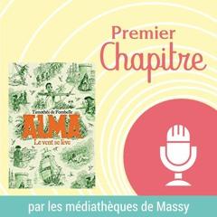 Alma, de Timothée de Fombelle (Gallimard Jeunesse)