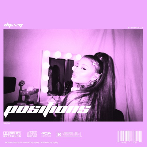 Ariana Grande - Positions (Dyzzy Club Remix) [DL FOR FULL SONG]