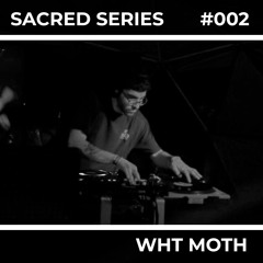 Sacred Series 002: WHT MOTH