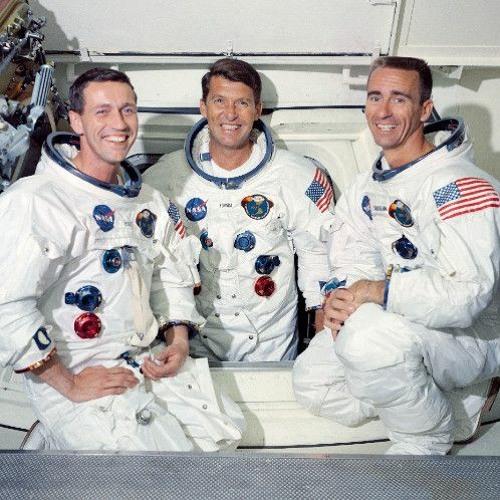 Chronique lunaire n°1 Apollo 7, le premier virus dans l'espace
