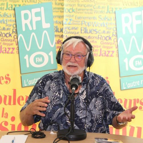 RFL101 Le RDV Littéraire D'ALAIN Denis Guet - Apens À Châteaucreux