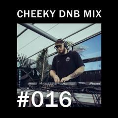 CHEEKY DNB MIX #016
