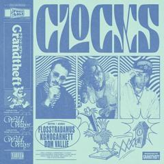 Grandtheft & Flosstradamus - Clocks (feat. Dom Vallie & Kgnogarnett)