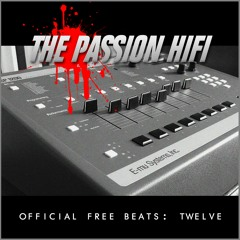 [FREE DL] The Passion HiFi - Weapon Is My lyric - Rap Beat / Instrumental