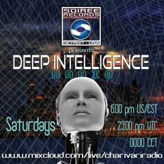 In The Mix with SVR -- Deep Intelligence Live Broadcast -- Soiree Records All Star Set