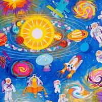 DJ Rot&Honig Kinderdisco Radio - Sendung 12 / Weltraum