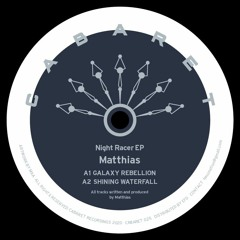 Matthias Cabaret025 Night Racer EP