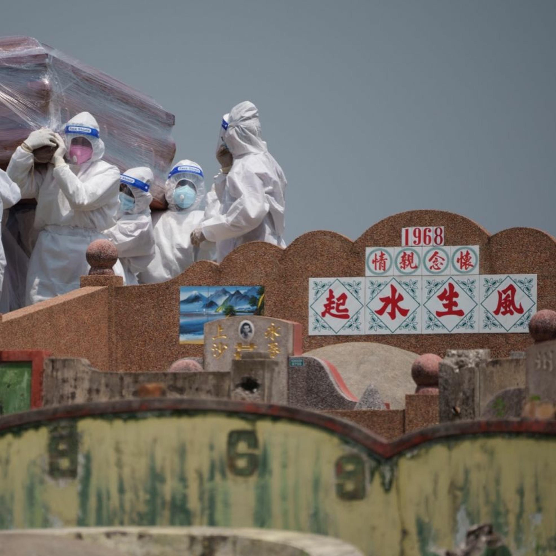 最遙遠的喪禮:馬來西亞疫情下的「送行者」記事