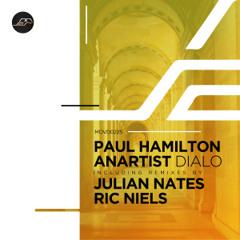 Premiere: Paul Hamilton, Anartist - Dialo [Movement Recordings]