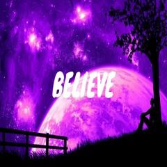 [FREE] (MELODIC) Juice WRLD x Lil Uzi Vert Type Beat 2021 - ''BELIEVE''   Rap/Trap Instrumental 2021