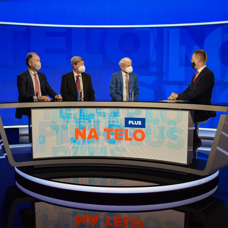 Na telo plus: Pavol Demeš, Eduard Kukan a Mikuláš Dzurinda hodnotili americké voľby