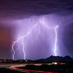 Totem - Purple Thunderstorm