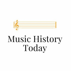 Music History Today Podcast August 3