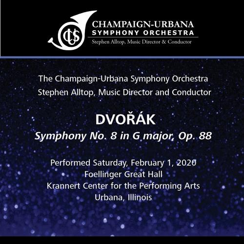 Dvořák Symphony No 8 In G Major Op88